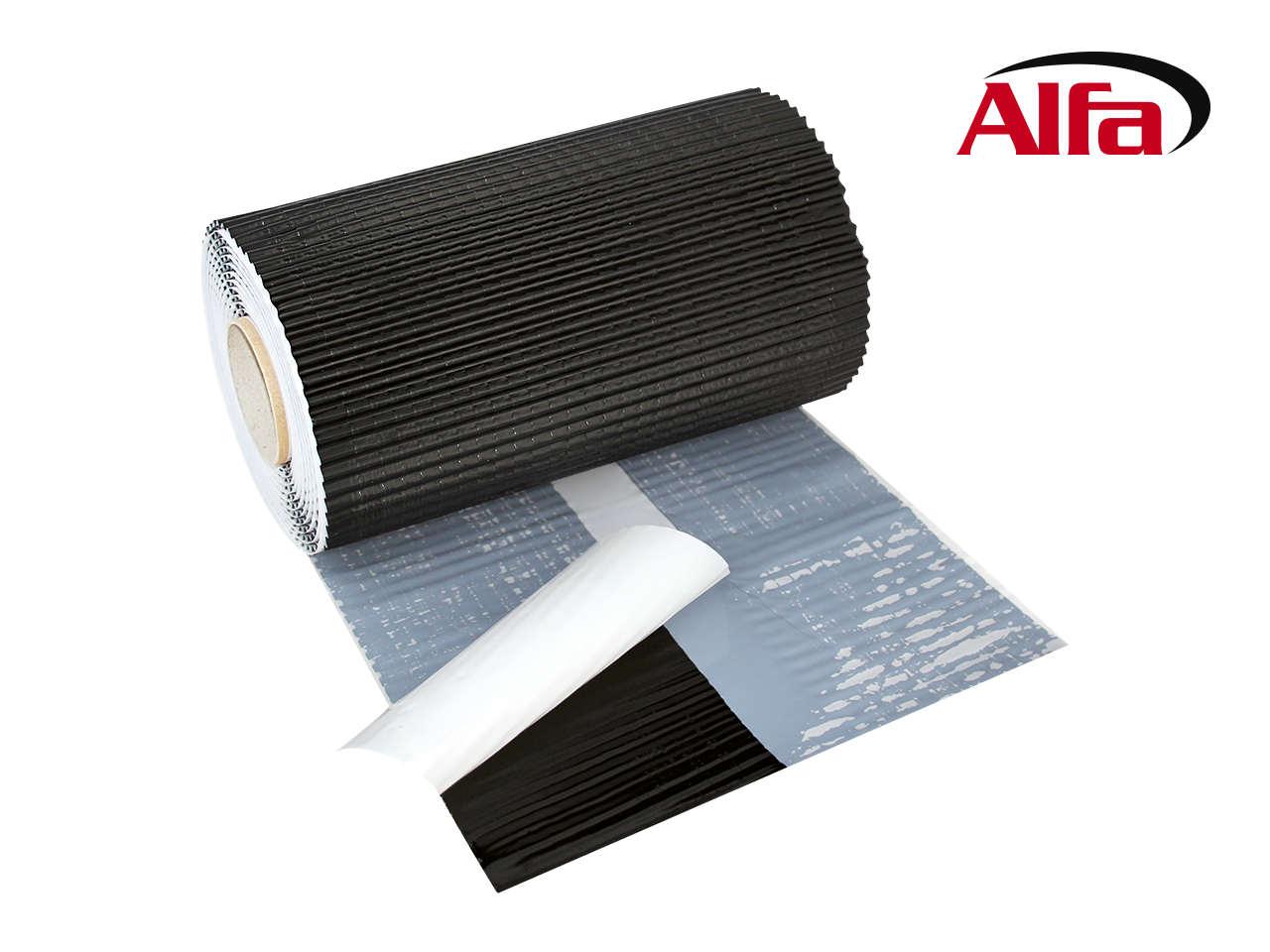 alfa kawaroll kaminanschluss wandanschluss aluminium butyl. Black Bedroom Furniture Sets. Home Design Ideas