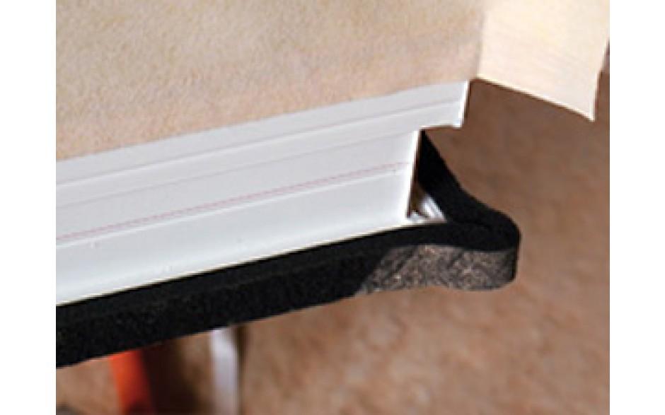 Fugendichtband bg1 kompriband zum abdichten von baufugen for Fenster quellband