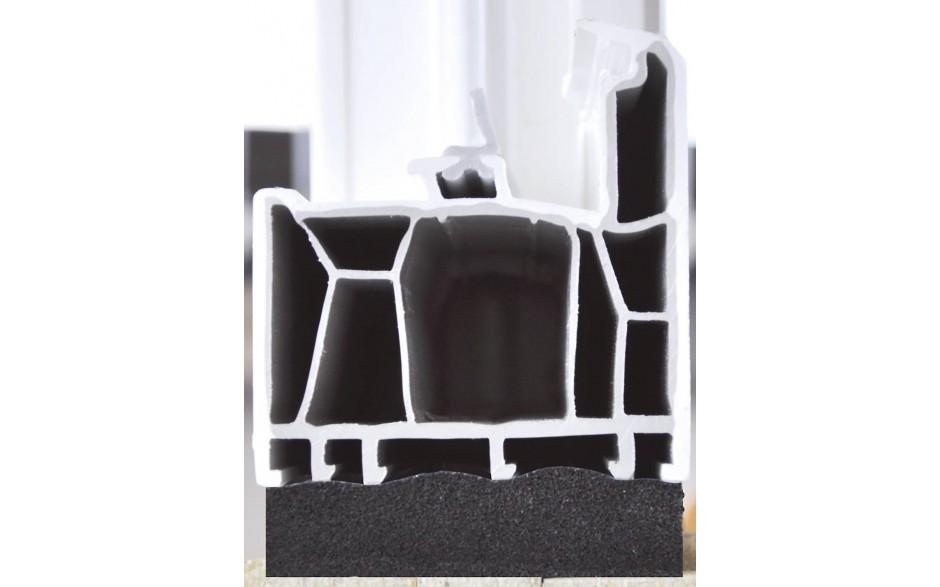 Türeneinbau  Alfa FULTRA-Trio feuchteregulierendes Fensterdichtband RAL